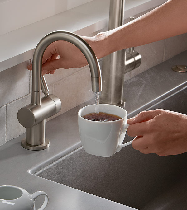 Instant Hot Water Dispensers – Stylish. Convenient. Indispensible.