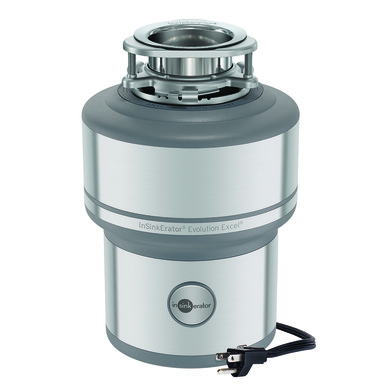 Evolution Excel Garbage Disposal with cord